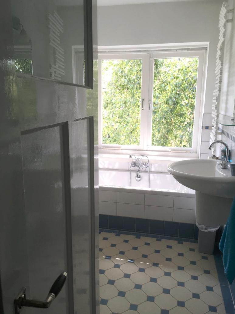 Schilderwerk badkamer